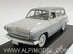 GAZ Volga M22G 1964 (Light Grey) by IST MODELS