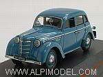 Moskwitch 400 1954 (Blue) by IST MODELS