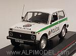 Lada Niva (VAZ 2121) Slovak Republik Police 1993 by IST MODELS