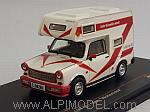 Trabant 601 Wohnmobil 1980 (White) by IST MODELS