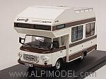 Barkas B1000 Wohnmobil 1973 (White) by IST MODELS