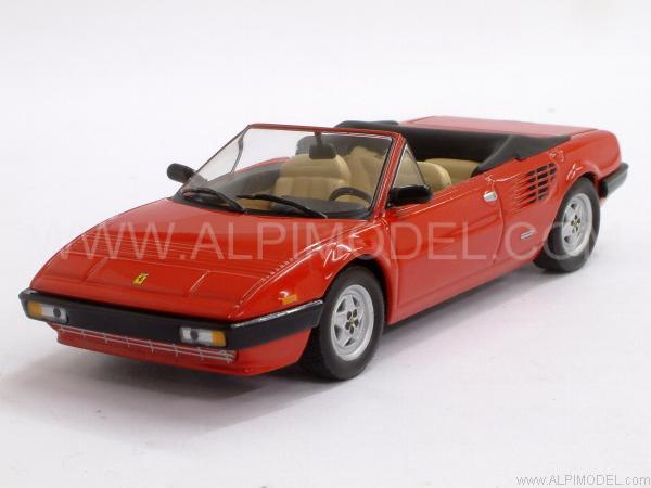 ixo models ferrari mondial cabriolet 1983 1 43 scale model. Black Bedroom Furniture Sets. Home Design Ideas