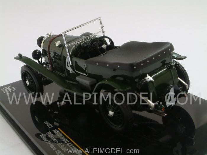 Ixo Models Bentley 4 Winner Le Mans 1928 1 43 Scale Model