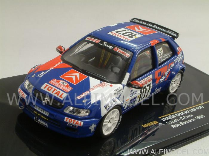 Citroen Saxo Kit Car Loeb