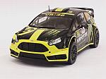 Ford Fiesta RS WRC #46 Rally Monza 2014 Valentino Rossi - Cassina by IXO MODELS