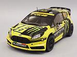 Ford Fiesta RS WRC #46 Winner Rally Monza 2015 Valentino Rossi - Cassina by IXO MODELS