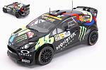 Ford Fiesta RS WRC #46 Winner Rally Monza 2012 Rossi - Cassina by IXO MODELS