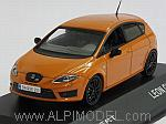 Seat Leon Cupra R 2009 (Orange) by IXO MODELS