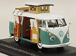 Volkswagen Kombi Westfalia SO42 Camping Car 1966 by IXO MODELS