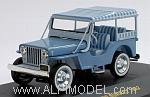 Jeep Surrey 1962 (Light Blue) by IXO MODELS