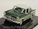 Simca Chambord 1958 (Light Green/Green) by IXO MODELS