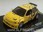 Renault Clio Maxi Test Car 1995 by IXO MODELS