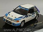 Mazda 323 GT-AE 1991 by IXO MODELS