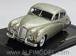 Jaguar MkVII 1954 (Silvergold) by IXO MODELS