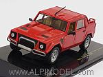 Lamborghini LM002 1986  (Red) by IXO MODELS