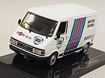 Fiat 242E Lancia-Martini Racing Team  Assistence 1986 by IXO MODELS