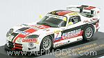 Chrysler Viper Chereau #7 M.Duez - C.Bouchut - JP.Belloc Winner 24h SPA 2001 by IXO MODELS