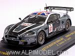 Aston Martin DBR9 #61 'Black' A.Garcia-R.Lyons 1000km Spa 2006 by IXO MODELS