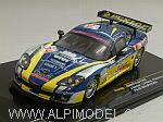 Chevrolet Corvette C6-R #34 Spa 2006 Menten - Belloc - Bornhauser - Bouvy by IXO MODELS