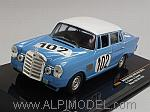 Mercedes 300 SE (W111) #102 Winner 24h Spa 1964 Crevits - Gosselin by IXO MODELS