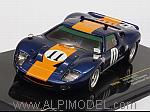 Ford GT40 #11 Class Winner Daytona 1967 Ickx - Thompson by IXO MODELS
