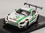Mercedes AMG GT3 #33 24h Daytona 2017 Bleekemolen - Christoudolou - Farnbacher - Keating by IXO MODELS