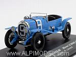Chenard & Walker #9 Winner Le Mans 1923 Lagache - Leonard by IXO MODELS