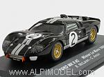 Ford MkII #2 Winner Le Mans 1966 Bruce McLaren - Chris Amon by IXO MODELS