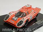 Porsche 917K #23 Winner Le Mans 1970 Herrmann - Attwood by IXO MODELS