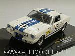Shelby 350 GT #17 Le Mans 1967 Dubois - Tuerlinkx by IXO MODELS