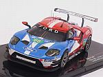Ford GT #68 Le Mans 2016 Bourdais - Hand - Muller by IXO MODELS