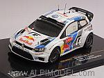 Volkswagen Polo R WRC #1 Winner Rally Portugal 2014 Ogier - Ingrassia - Special Edition by IXO MODELS