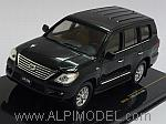 Lexus LX 570 2009 (Black) by IXO MODELS