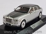 Rolls Royce Phantom 2010  (Silver/Grey Metallic) by IXO MODELS