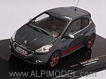 Peugeot 208 GTI Le Mans Edition 2013 by IXO MODELS