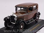 Opel 10/40 Modell 80 1928 (Brown/Black) by IXO