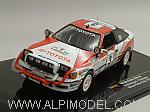 Toyota Celica 4WD #3 Winner Safari Rally 1990 Waldegaard - Gallagher by IXO MODELS