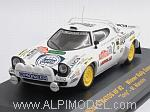 Lancia Stratos HF #2 M.Mannini-Tony Winner Rally San Remo 1979 by IXO MODELS