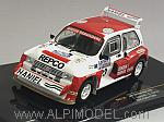 MG Metro Gr.B #23 RAC Rally 1986  Teesdale -Horne by IXO MODELS