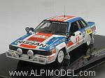 Nissan 240 RS #12 A.Khah-J.Shah 4th Rally Safari 1983 by IXO MODELS