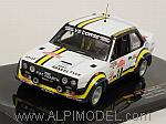 Fiat 131 Abarth #18 Rally Sanremo 1978 Pasetti - Barban by IXO MODELS