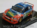 Subaru Impreza WRC #17 Rally New Zeland 2000 Bourne - Vincent by IXO MODELS