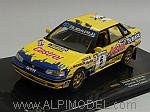 Subaru Legacy RS #.5 Rally New Zeland 1992 Bourne - Freeth by IXO MODELS