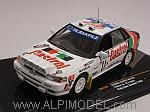 Subaru Legacy RS #11 Rally New Zeland 1990 Burne - Freeth by IXO MODELS