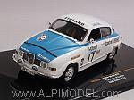 Saab 96 V4 #17 RAC Rally 1974 Rainio - Letho by IXO MODELS