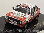 Ford Escort RS MkII #1 Winner Legend Boucles De Spa 2014 Duval - Bourdeaud by IXO MODELS