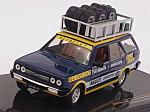 Fiat 131 Panorama Assistenza Team Olio Fiat 1975  Rally Service by IXO MODELS