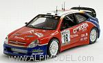 Citroen Xsara WRC #18 Winner Deutschalnd Rally 2003 Loeb - Elena by IXO MODELS