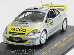 Peugeot 307 WRC #19 Rally RACC Catalunya 2006 Bengue' - Escudero by IXO MODELS