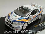 Peugeot 307 WRC #3 Winner Rally Touquet 2006 by IXO MODELS